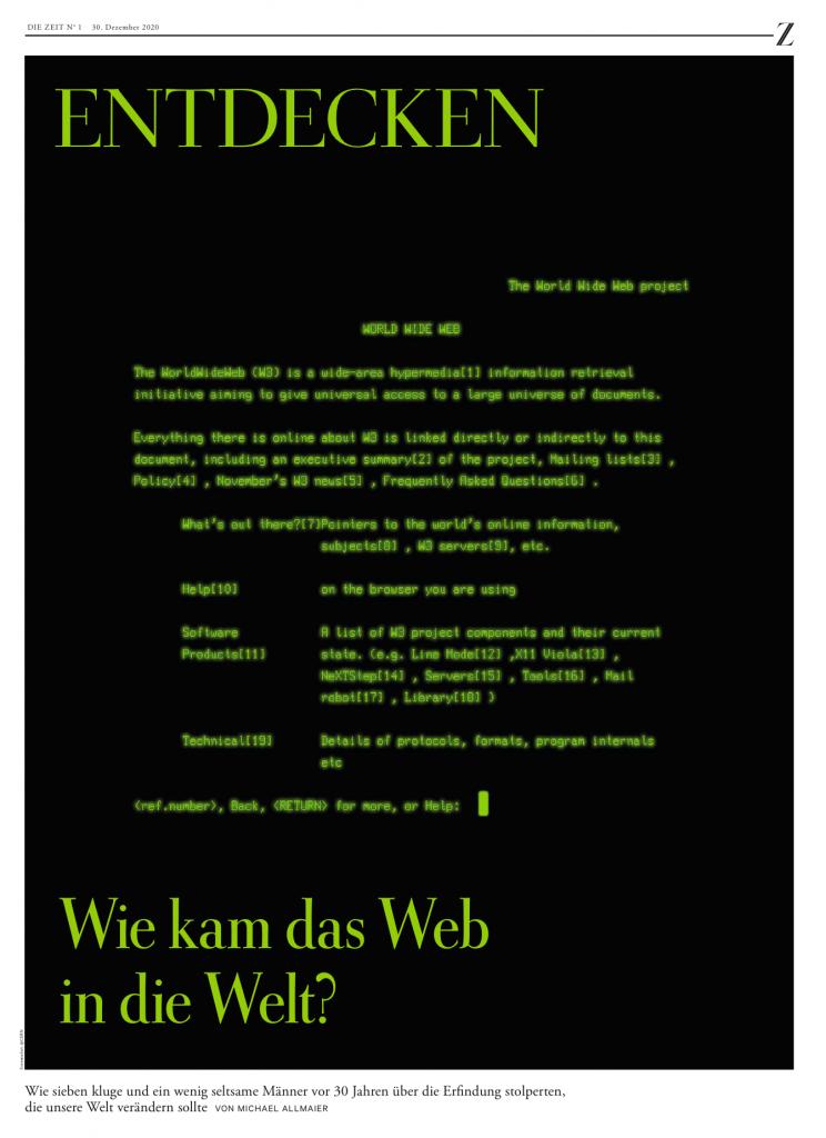 Quelle: Die Zeit, 01/2021