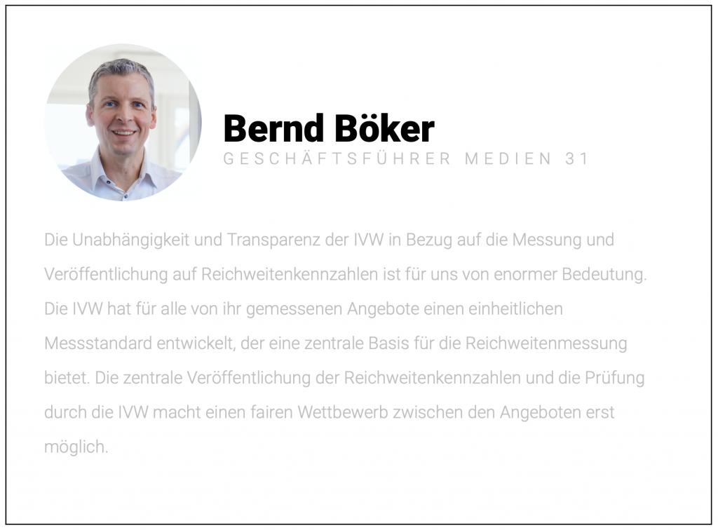 Quelle: Bernd Böker, Medien 31. Bildquelle: Rainer Holz