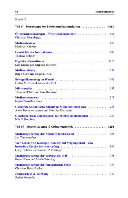 Quelle: Pellegrini, Tassilo / Krone, Jan (2021): Handbuch Medienökonomie. Springer VS